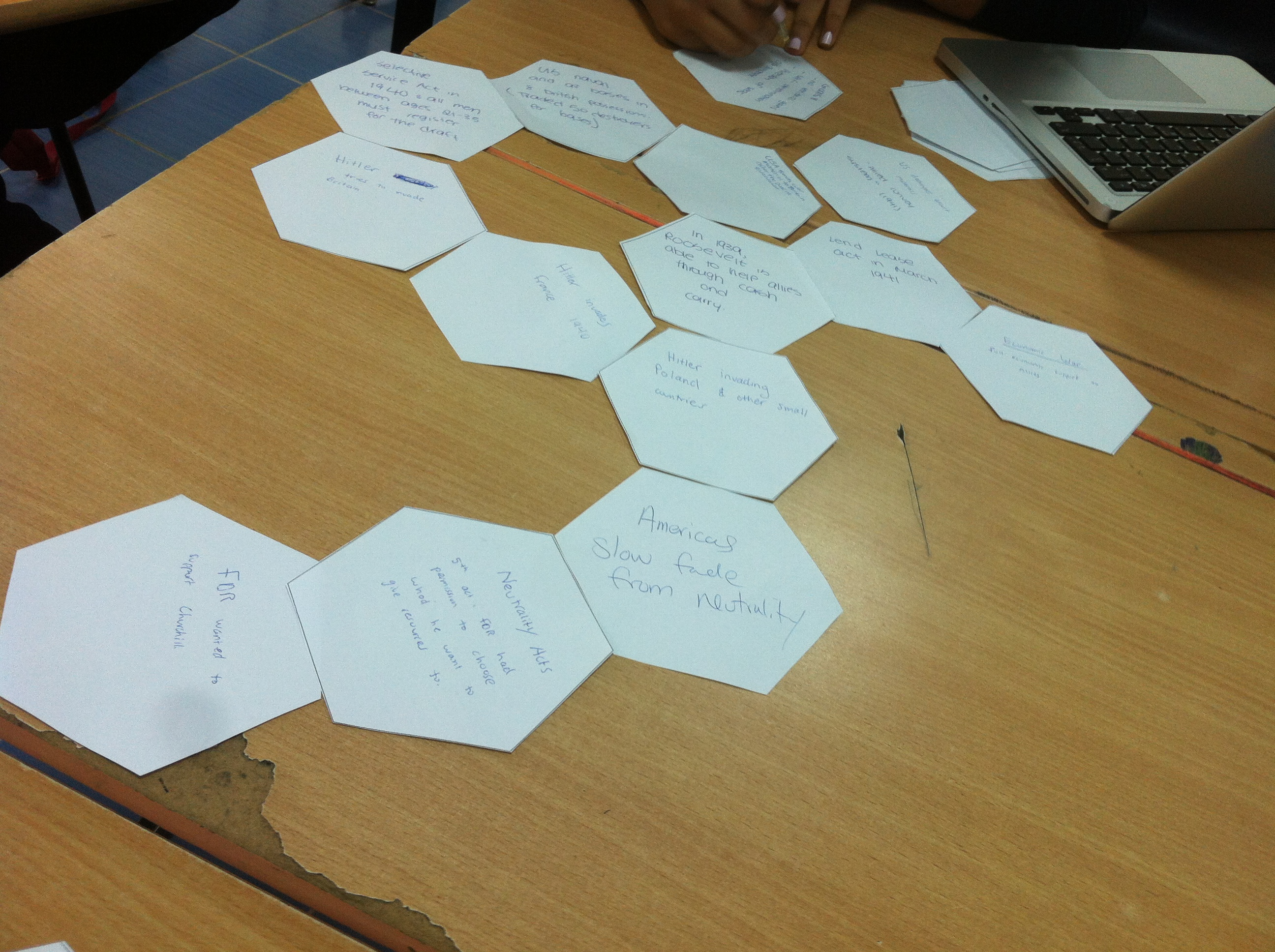 hexagon thinking the relevant educator hexagon thinking is just one tool that i have used to promote critical and analytical thinking skills what strategies do you rely on to help develop